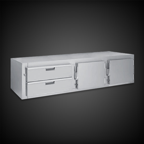 """Infinity Stainless Products 19"""" Low Height Combos"""