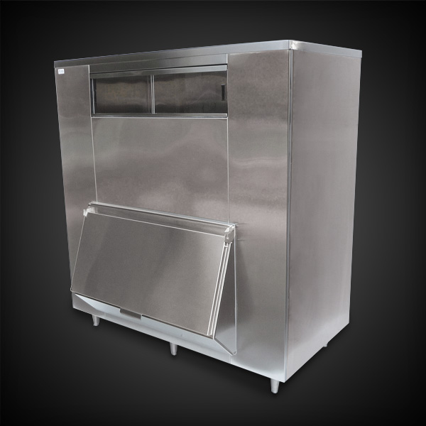 Infinity Stainless Ice Bins