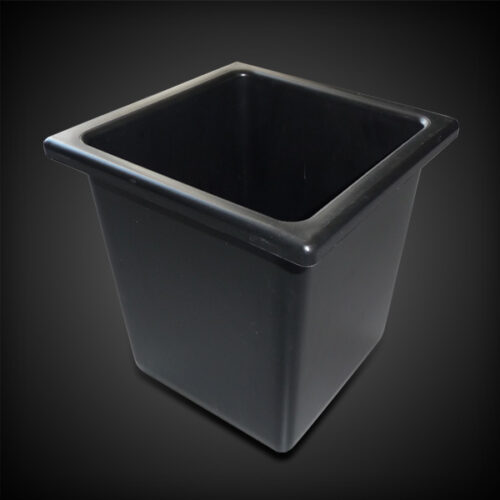 Infinity Stainless waste basket
