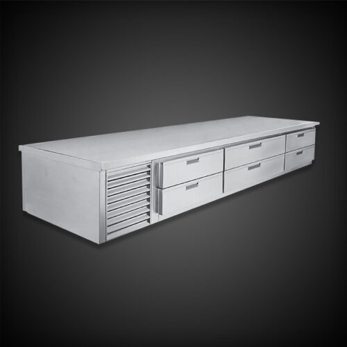 Infinity Stainless Products 19 Low Height Drawers