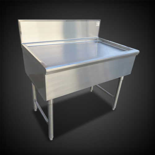 Infinity Stainless Products Drainboards