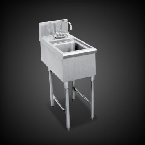 Infinity Stainless Products Single Sink