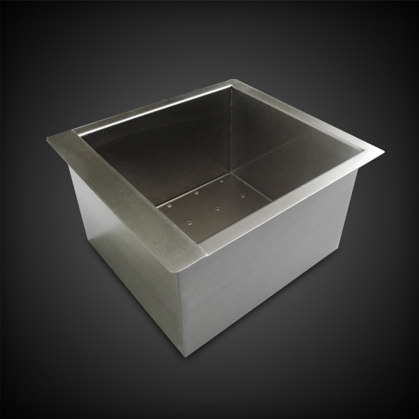 Lift Out Dump Sink Strainer Infinity Stainless Products