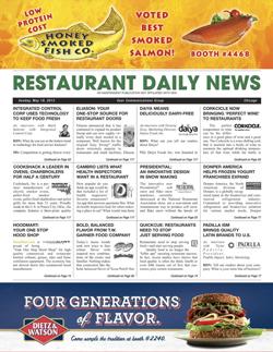 Restaurant Daily News