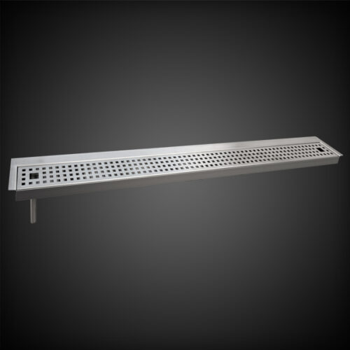 Infinity Stainless Drink Rail IDR-48