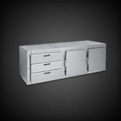 "Infinity Stainless Products 30"" Counter High combo"