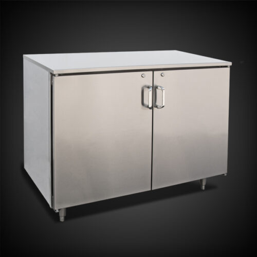 Infinity Stainless 32 inch high dry cabinet