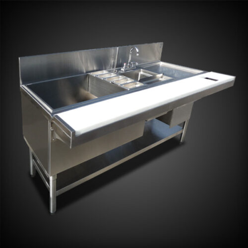 Infinity Statinless Products Oyster Station