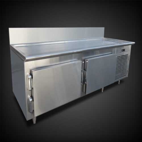 Infinity Stainless Products Underbar Refrigerators